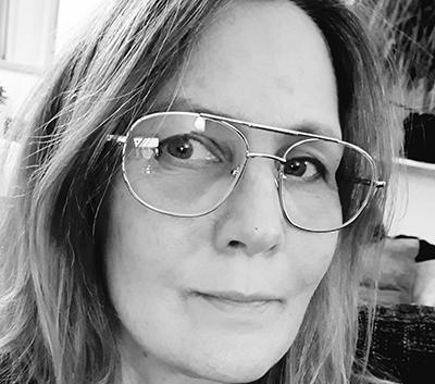 Reportage med dietist, Efva Forssell